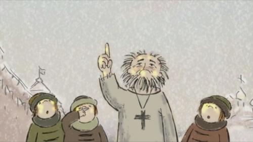 Правда и вымысeл в мультфильме «Про Василия Блаженного»