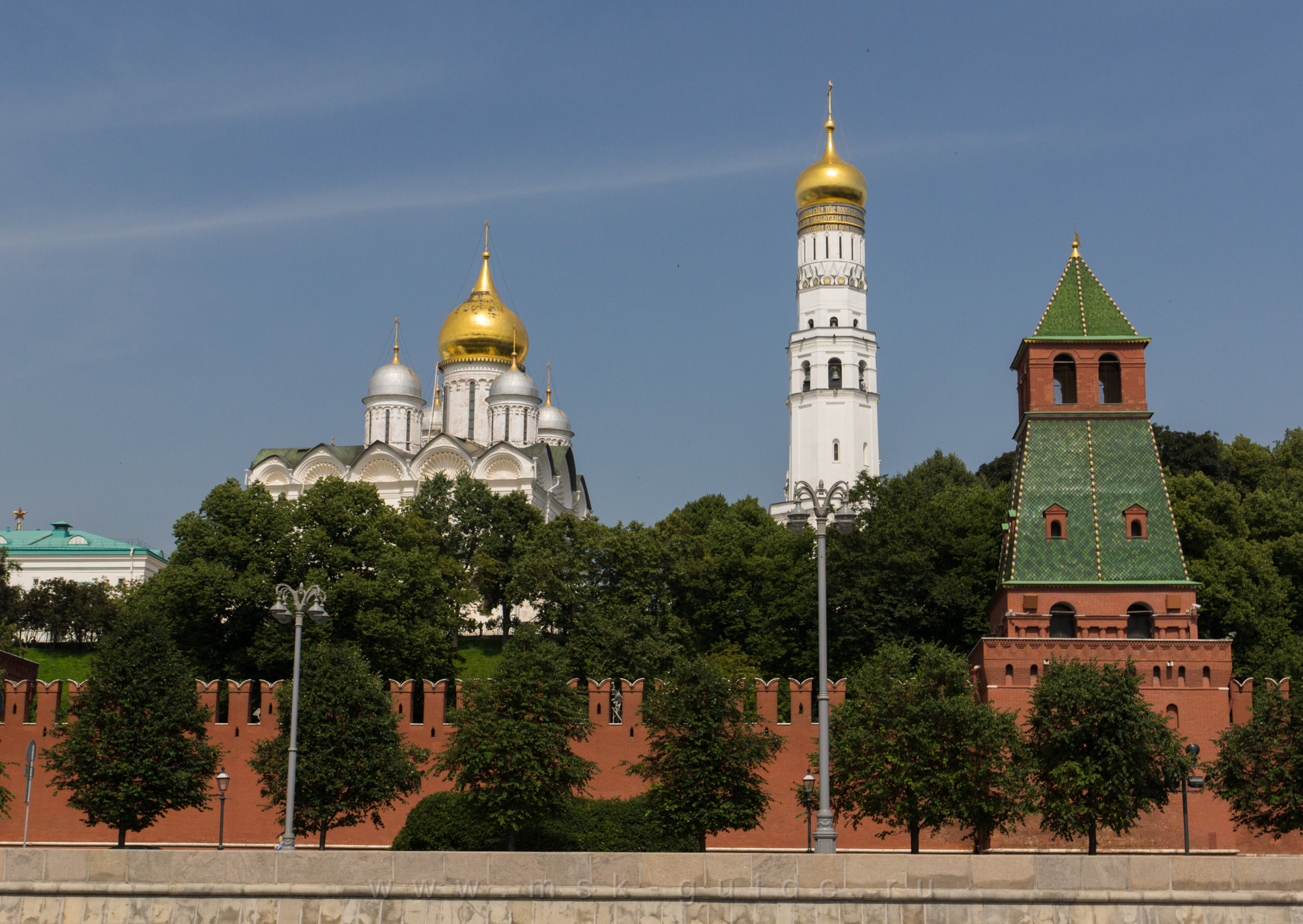Святыни Кремля – документальный фильм (2017)