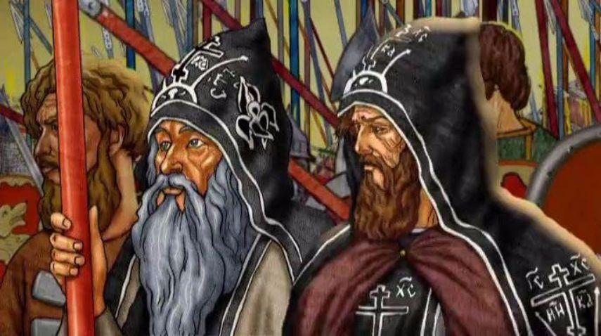 «Пересвет и Ослябя»: значение и смыслы Куликовской битвы. Анализ мультфильма
