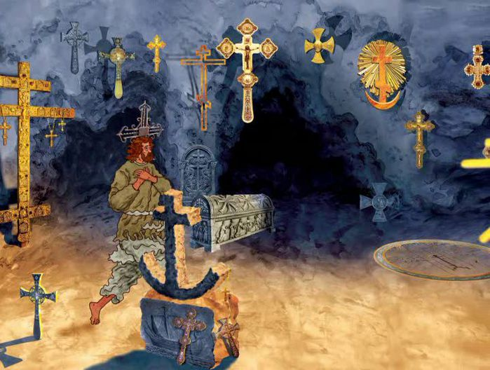 Твой Крест. Мультфильм