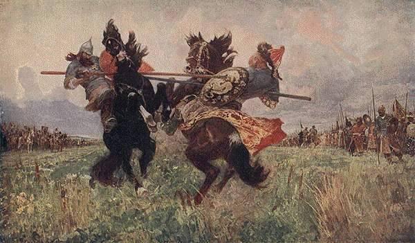 Куликовская битва. 1380