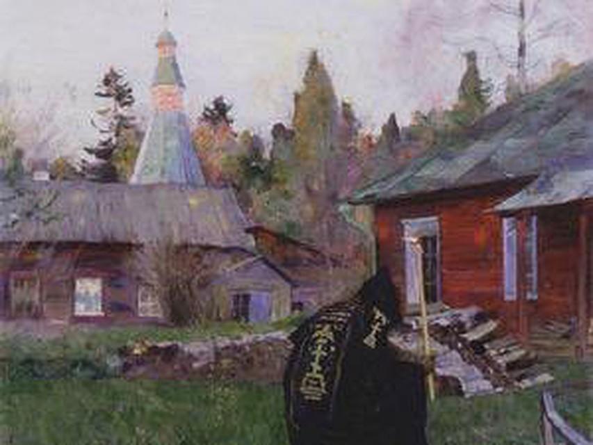 Эти бедные селенья (Тютчев)