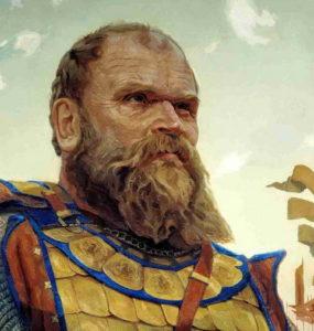 Виктор Маторин (1970), «Герой Куликовской битвы. Боброк Волынский»